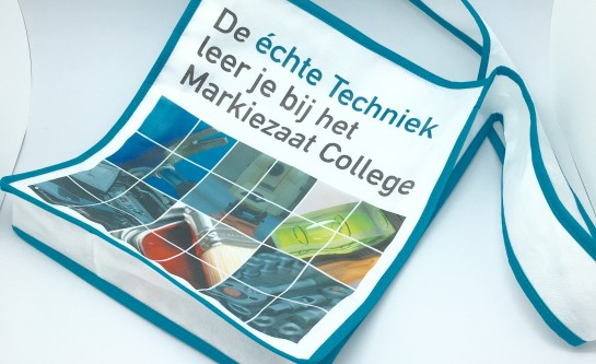 Markiezaat College tas